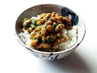 代表的な日本の発酵食品「納豆」