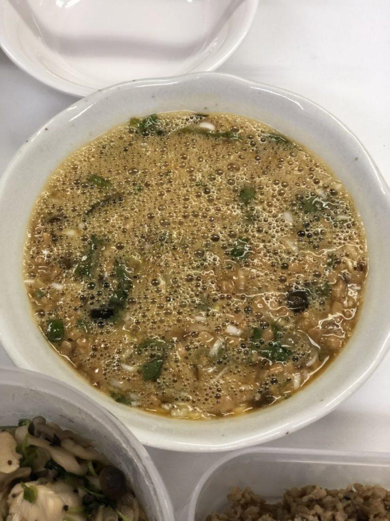 食物繊維の多い納豆
