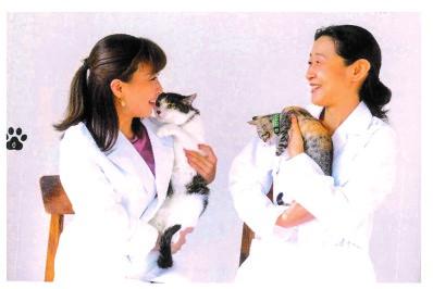 二人の獣医師