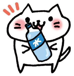 猫に上手に水を飲ませる方法